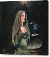 Bronwyn Canvas Print