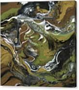 Bronze God Canvas Print