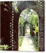 Brookgreen Gardens Canvas Print