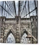 Brooklyn Bound Canvas Print