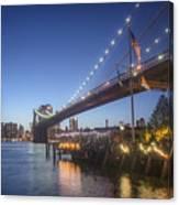 Brooklyn Brdige New York  Canvas Print