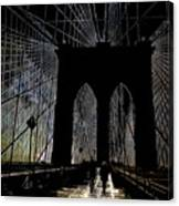 Brooklyn Gateway Canvas Print