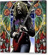 Brother Duane Canvas Print