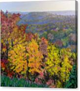 Brown County Vista Canvas Print