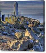Browns Point Lighthouse Canvas Print
