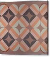 Brownstone Canvas Print
