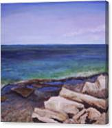 Bruce Peninsula Canvas Print