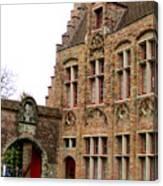 Bruges 10 Canvas Print