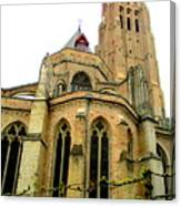 Bruges 15 Canvas Print
