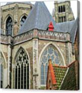 Bruges 26 Canvas Print