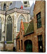 Bruges 27 Canvas Print