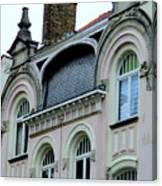 Bruges 6 Canvas Print