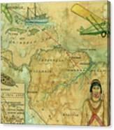 Brunswick To Rio Canvas Print