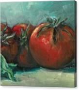 Bruscetta Canvas Print