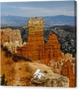 Bryce Canyon Series #5 Canvas Print