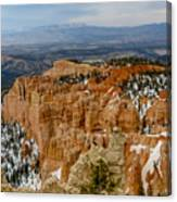 Bryce Canyon Series #7 Canvas Print