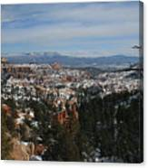 Bryce Canyon 2 Canvas Print