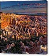 Bryce Canyon Early Morning Canvas Print