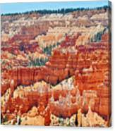 Bryce Canyon Fairyland Point Canvas Print