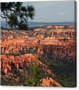 Bryce Canyon II Canvas Print