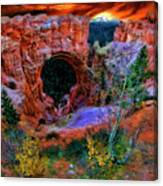 Bryce Canyon Natural Bridge Canvas Print