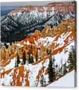 Bryce Canyon Series #1 Canvas Print