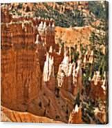 Bryce Canyon Variations Canvas Print