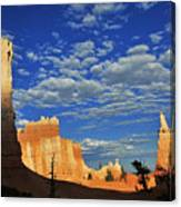 Bryce Time Canvas Print
