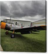 Bt-13a Valiant Canvas Print