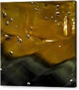 Bubble 03 Canvas Print