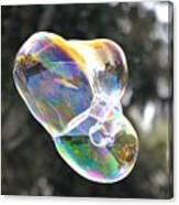 Bubble Fun Canvas Print