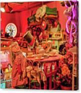 Bubble Room Restaurant - Captiva Island, Florida Canvas Print