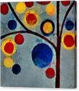 Bubble Tree - Dps02c02f - Left Canvas Print