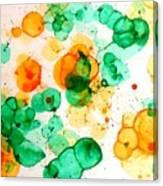 Bubbleicious Canvas Print