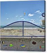 Buccaneer Beach Canvas Print