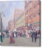 Buchanan Street Canvas Print