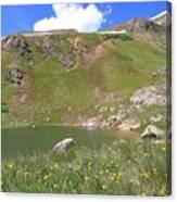 Buckeye Lake 3 Canvas Print