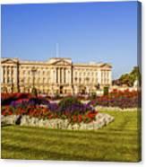 Buckingham Palace, London, Uk. Canvas Print