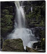 Bucks Falls Pa Canvas Print