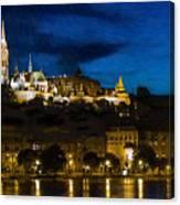 Budapest - Id 16236-104947-3830 Canvas Print