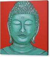 Buddah I Canvas Print