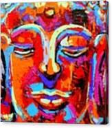 Buddha 3 Canvas Print