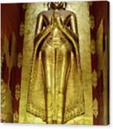 Buddha Figure 1 Canvas Print