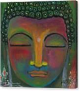 Buddha Painting Canvas Print