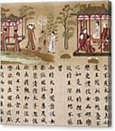 Buddha: Prince Gautama Canvas Print