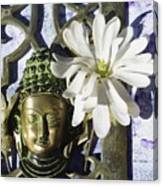 Buddha - Spring Canvas Print