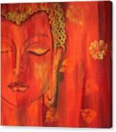 Buddha - The Self Possession Canvas Print