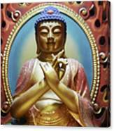 Buddha Tooth Relic Temple 3 Canvas Print