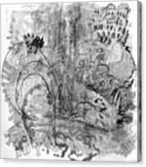 Buddhi Canvas Print