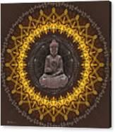 Buddhist Meditation Canvas Print